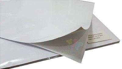 Papel Fotográfico Adesivo Glossy A4 135g - Brilhoso - 1000 folhas