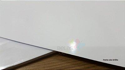 Papel Fotográfico Glossy A4 230g - Brilhoso - 20 folhas