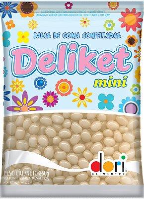 Mini Deliket Frutas Branco Dori