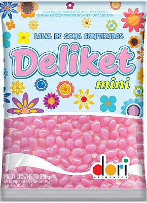 Mini Deliket Frutas Rosa Dori