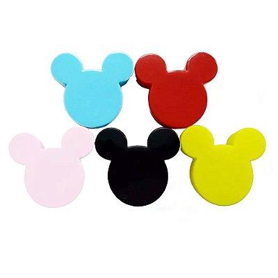 Latinha Baleiro Mickey para Lembrancinha - 10 Unidades