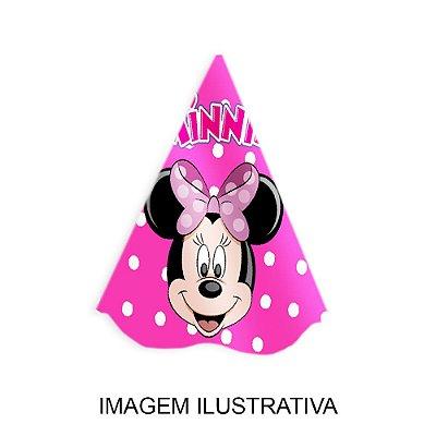 Chapéu de Festa Minnie Rosa