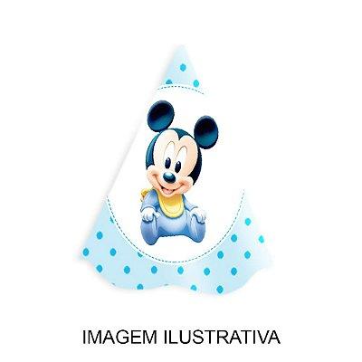 5 Chapéus de Festa Mickey Baby