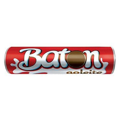 Chocolate Baton ao Leite Garoto 16g - 1 Unidade