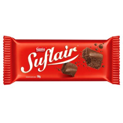 Chocolate Suflair Nestlé 50g - 1 Unidade