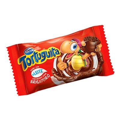 Chocolate Tortuguita Brigadeiro Arcor 19g - 1 Unidade