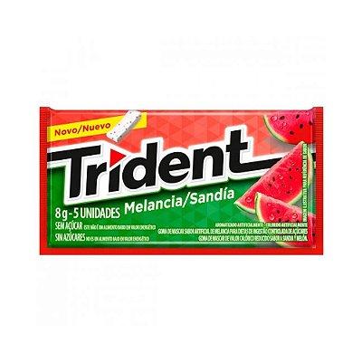 Chiclete Trident Melancia - 1 Unidade