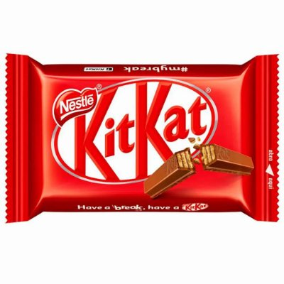 Chocolate Kit Kat Nestlé 41,5g - 1 Unidade