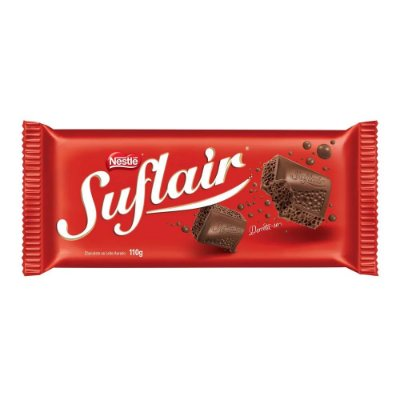 Chocolate Suflair Nestlé 110g - 1 Unidade