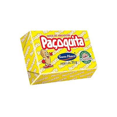 Paçoca Paçoquita Santa Helena 20g - 1 Unidade