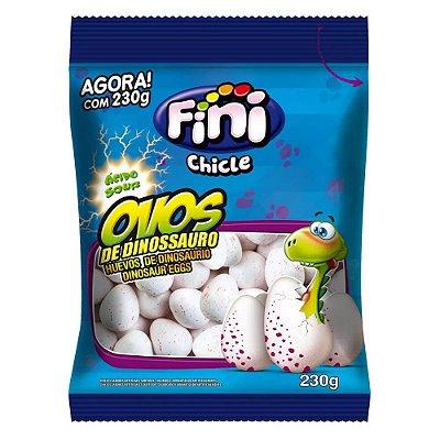 Fini Chicle Ácido Ovos de Dinossauro 230g