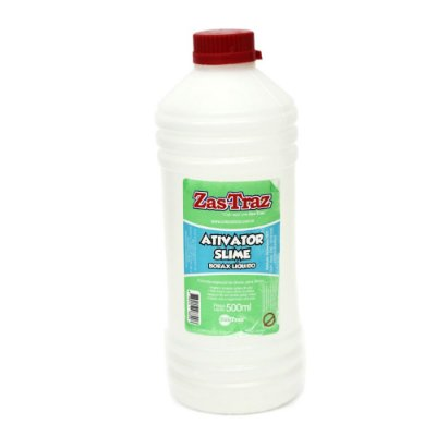 Ativador Slime Borax Líquido 500ml