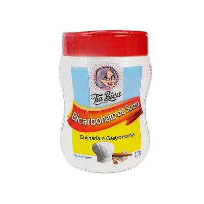 Bicarbonato de Sódio 110g Tia Bica