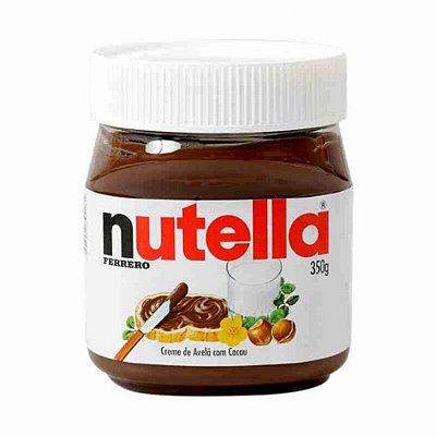 Nutella Creme de Avelã Pote 350g Ferrero