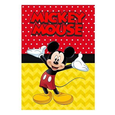Poster Mickey 30x43 - 1 Unidade