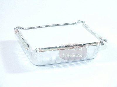 Marmitinhas de Alumínio para Personalizar - Kit c/ 50 Unids