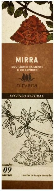 INCENSO NATURAL DE MIRRA