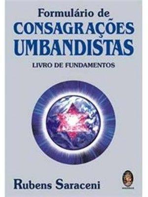 FORMULÁRIO DE CONSAGRAÇÕES UMBANDISTAS