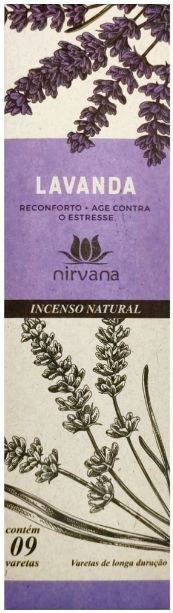 INCENSO NATURAL DE LAVANDA