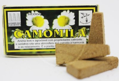 DEFUMADOR DE CAMOMILA