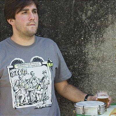 Camisa Samba de Botequim