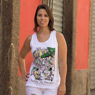 Camisa Samba da Ouvidor