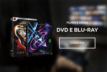 Filmes e séries - DVD e Blu-ray