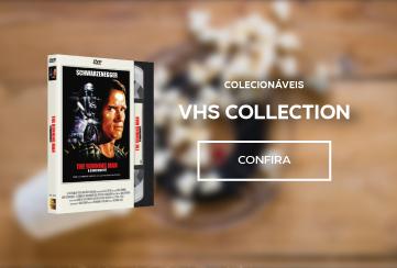 Colecionáveis  - VHS COLLECTION