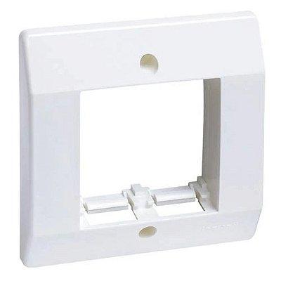 Pial - sistema x placa para 2  /modulo - legrand