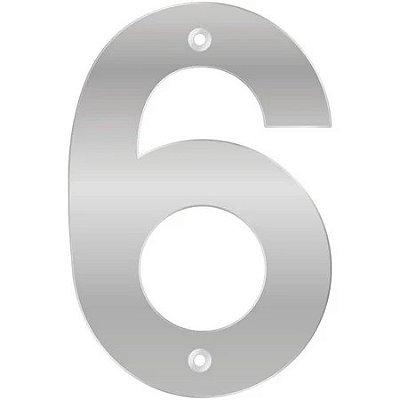 Numero residencial abs 6