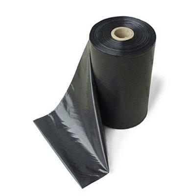Lona plastica preta rolo 100metros
