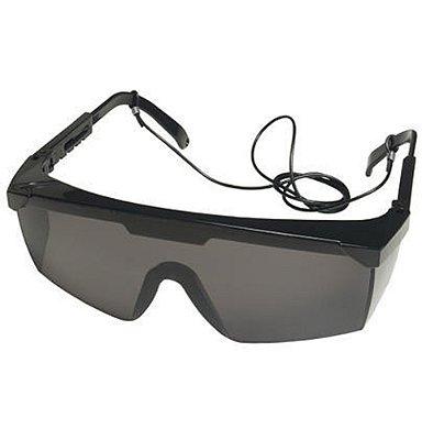Óculos de segurança vision 3000 fumê - 3m