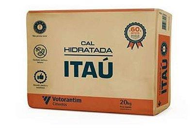 Cal hidratada itaú ch iii 20kg