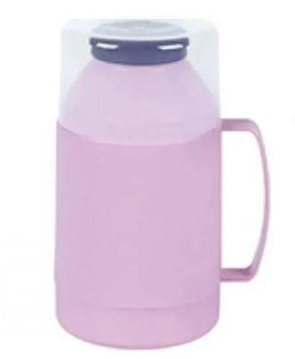 Garrafa térmica indie rosa 500ml