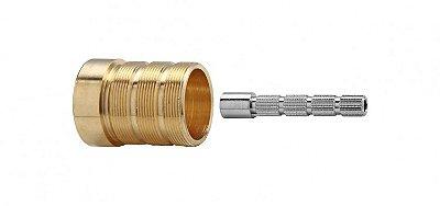 Kit prolongador para registro de pressão e gaveta para deca