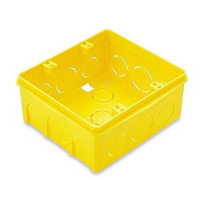 Caixa de luz plastica 4x4