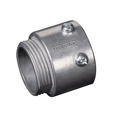 Condulete conector  reto s/rosca (5) 11/2
