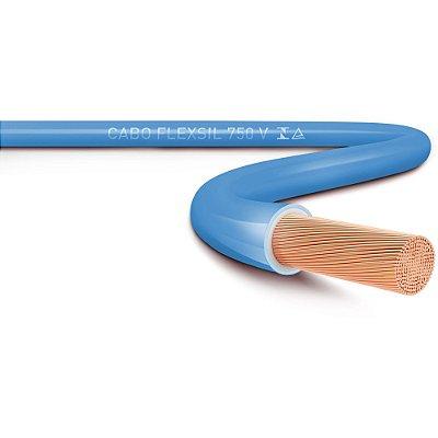 Cabo Flexivel 2,5mm Azul 750v VENDIDO POR METRO - Sil