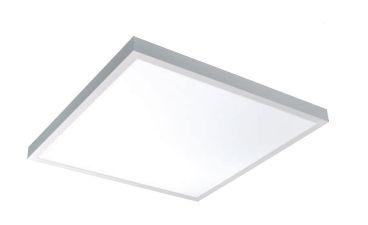 Painel de LED Quadrado de Sobrepor 32w 6500k Luz Branca