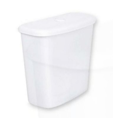 Caixa Acoplada DECA Branca 6 litros- Izy/Ravena/Aspen/Targa - CD.00.17