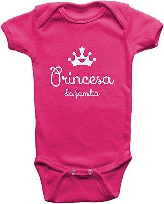 Body Princesa da Família