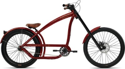 Bicicleta Retrô Nirve Switchblade Red