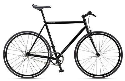 Bicicleta Fixa Nirve Belmont DARTH BLACK