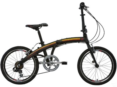 Bicicleta Dobrável TITO TO GO