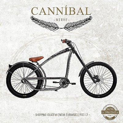 Bicicleta Retrô Nirve Cannibal