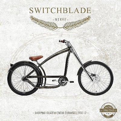 Bicicleta Retrô Nirve Switchblade