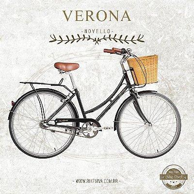 Bicicleta Retrô Novello Verona