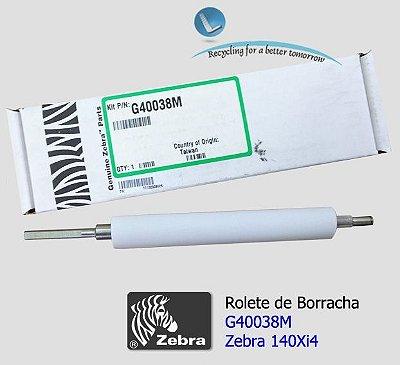 Rolo de impressão Zebra 140Xi4 / Z105SE | G40038M