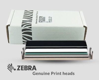 Cabeça de impressão Zebra Z4M - 300DPI |G79057M