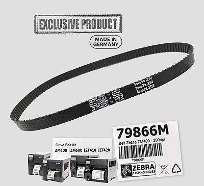 Correia Zebra ZMx00-ZT400|203dpi|Belt 79866M